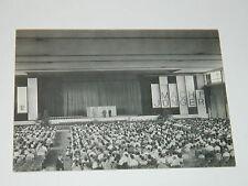 1967 bern CPA CARTE POSTALE postcard BEZIRKSVERSAMMLUNG JEHOVAS ZEUGEN temoins