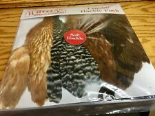 Whiting Introductory Soft Hackle Combo Pack - Fly Tying