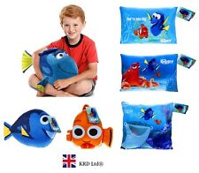 Disney FINDING DORY Soft Cushion PILLOW PETS Nemo Fish Kids Plush Toy Gift NEW