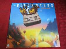 LP THE BLACKBYRDS Better Days 1st/p FANTASY REC GER 1981