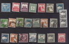 stamps  Palestine 25