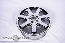 Mercedes Benz ML-Class ML320 ML430 Chromed Wheel Rim 65182 1634010402