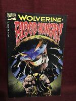 Wolverine Blood Hungry Marvel Comics Peter David Sam Keith
