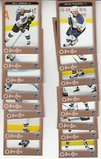 06/07 OPC St. Louis Blues Team Set with Rookies and Inserts - Tkachuk +