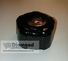 CITROEN DS3 Refrigerante Tapón de Botella, efecto de fibra de carbono ** oferta **