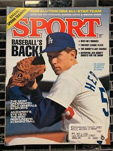 Sport Magazine -Special Spring Training - March 1989 -(M20A)