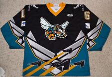 Game-Worn Jersey 2010/11 Rio Grande Valley Killer Bees BRETT CLOUTHIER Air Force