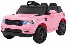 Range Rover Style Electric Kids Ride On Car - 12V LED lights MP3