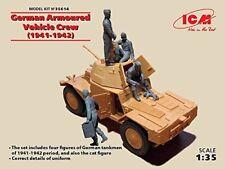 Icm 035614 – 1/35 WWII tanque Deutsche carro de Tripulación juego