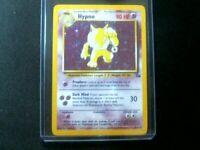 Pokemon Hypno 8/62 Holo Wizards 1999 Fossil M/NM