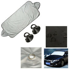 Car Windshield Protect Cover UV Protection Snow Ice Frost Sun Shade Shield Kit