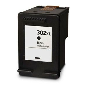 Refilled Ink For HP 302XL Black Ink Cartridge HP 302 XL