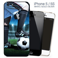 Football Design for iPhone 5,5s , SE | easy to apply vinyl skin sticker