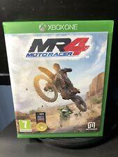 Moto Racer 4 Xbox One Spiel VGC Versandkostenfrei Spaß Arcade Racer schneller Versand