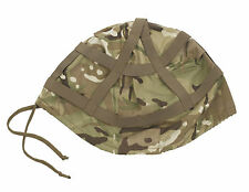 MTP HELMET COVER CURRENT ISSUE MK7 GS COMBAT BRITISH ARMY AFGAN DESERT