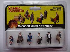 Woodland Scenics Ho #1840 - Travelers