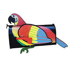 Parrot Mailbox Post Mount - Handmade by More Than A Mailbox