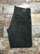 JOOP! Men's Grey Zip Jeans Size W34/L36