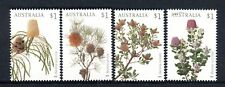 2018 Banksias - Set of 4 Mint Unhinged Stamps