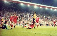 MICHAEL THOMAS LIVERPOOL GOAL 1989 PHOTO CHOOSE PRINT SIZE ARSENAL FC