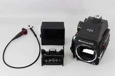 Mamiya M645 1000S body+PD Prism finder #574 From Japan