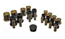 3.3103G EnergySuspension Control Arm Bushing Kit Front Energy Black