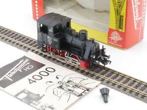 Fleischmann 4000 Steam Locomotive Works 3 Maffei Black Anna Boxed 1610-07-57