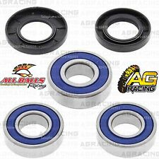 All Balls Rear Wheel Bearings & Seals Kit For Gas Gas MC 250 2002 Enduro