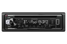 NEW Kenwood KDC-BT21 CD/MP3/WMA Player 13 Band EQ Bluetooth iHeart Pandora USB