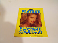 1996 Playboy Playmate Wall Calender