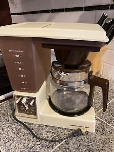 Hamilton Beach Coffee Maker Vintage Scovill 12 Cup Works Great!