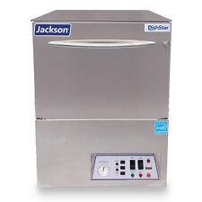 Jackson DISHSTAR LT Low Temperature Undercounter Dishmachine Dish Washer