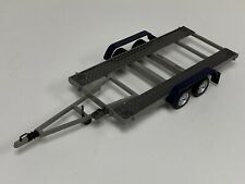 1/18 Otto GT Spirit tow Trailer in Blue