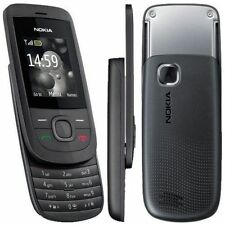 Cheap Nokia 2220S Slide Graphite Unlocked Camera easy to use Mobile Phone