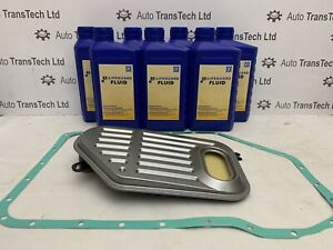 GENUINE PORSCHE BOXSTER ZF 5HP19 5 SPEED AUTOMATIC GEARBOX OIL FILTER AND GASKET