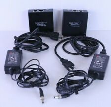 Savant HCX-1010 HDMI Extenders With Power Supplies