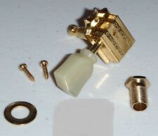 Genuine Gibson Tuning Machine Key Peg Tuner Les Paul SG Treble side g b e GOLD