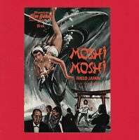 Illustrierte Filmbühne Nr. 5987 Moshi Moshi Hallo Japan