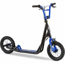 Mongoose Scooter Kick Tricks BMX Freestyle Kids Outdoor Ride Blue NEW
