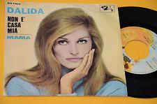 """DALIDA 7"""" 45 (NO LP ) MAMA ORIG ITALY ANNI 60"""