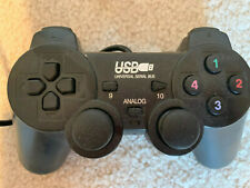 PLAYSTATION STYLED USB PS1 PS2 PS3 CONTROLLER
