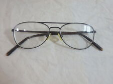 Polo Ralph Lauren Eyeglasses Frames 135 1929 Brown Leather arms