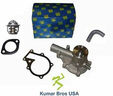 New Kubota D905 Water Pump with Return Hose & Thermostat