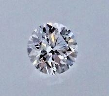 0.50 Carat GIA Certified Round Brilliant Loose Diamond D Color VVS1 Clarity