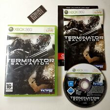 TERMINATOR SALVATION XBOX 360 PAL ITA