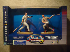 Starting Lineup 2 Mark McGwire & Todd Helton Classic Doubles