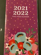 20212022 Pocket Planner Choice Of Designs Free Us 1st Class Shipping