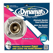 Dynamat Xtreme Speaker Sound Deadening Speaker Pack Door Proofing - 2 Sheets