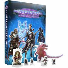 Numenera RPG: Character & Creature Standups
