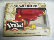 Wembley Pistol Formation Tailgate Sauce Gun Limited Edition NEW!